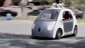 نخستین تصویر واقعی از خودوری گوگل