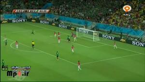 مکزیک ۳ - ۱ کرواسی