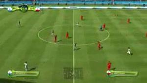 شبیه سازی جام جهانی ایران و آرژانتین