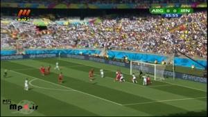 ایران ۰ - ۱ آرژانتین