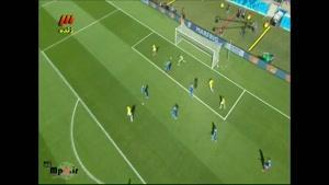 کلمبیا ۳ - ۰ یونان