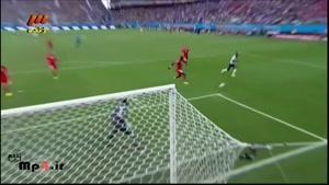 فرانسه ۵ - ۲ سوئیس