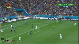 اروگوئه ۲ - ۱ انگلیس