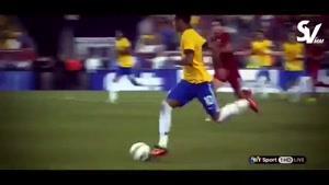 نیمار جونیور آماده برای جام جهانی ۲۰۱۴