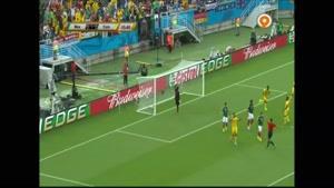مکزیک ۱ - ۰ کامرون