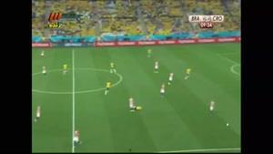 برزیل ۳ - ۱ کرواسی