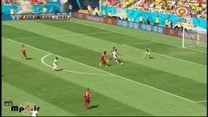 پرتغال ۲ - ۱ غنا