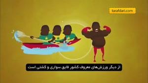 معرفی تیم ملی کامرون در جام جهانی
