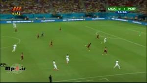 آمریکا ۲ - پرتغال ۲