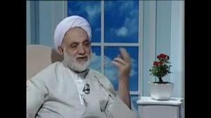 حجت الاسلام قرائتی،سیگارکشیدن دررمضان