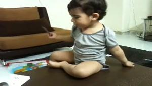 نابغه ی دو ساله ی ایرانی