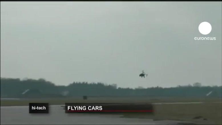 خودروهای پرنده