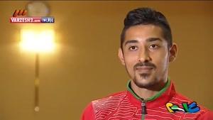 گفتگو با رضا قوچان نژاددر مورد جام جهانی