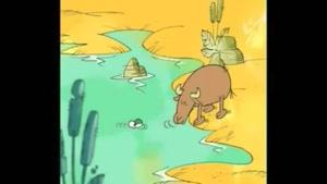 کارتون حیات وحش کروکدیل ها