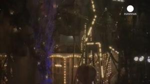 کریسمس در تفریحگاه «تیوولی گاردن»