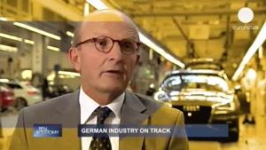 موفقیت اقتصادی آلمان زیر ذره بین
