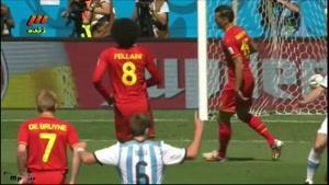 آرژانتین ۱ - ۰ بلژیک