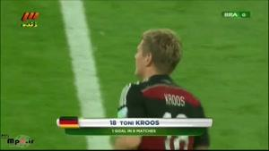 برزیل ۱ - آلمان ۷