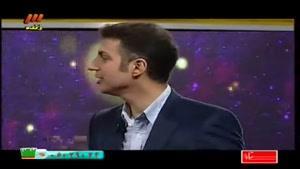 گفتگوی عادل فردوسی پور و احسان علیخانی.