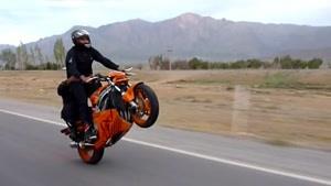 تکچرخ با موتور سنگین اصفهان