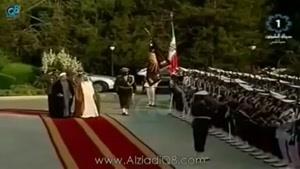 سفر رسمی امیر کویت به ایران