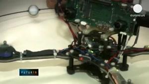 تازه ترین روبات های پرنده