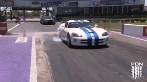 درگ فورد ۱۱۰۰HP GT و دوج ۱۱۰۰HP Viper