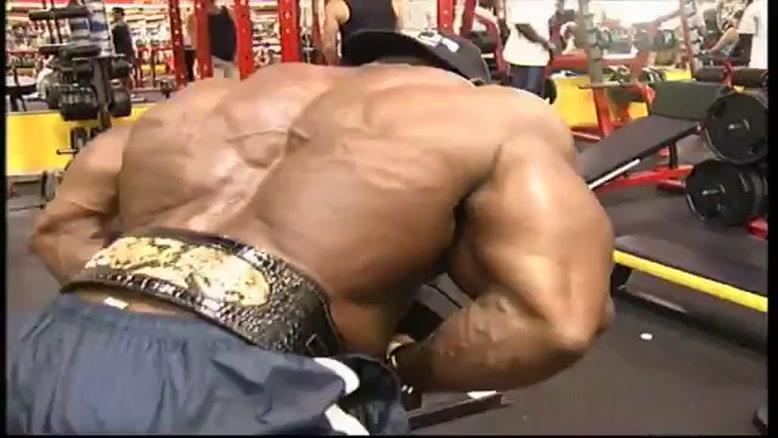 تمرین سنگین وزنای بدنسازی