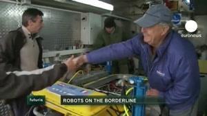 روبات های مرزبان