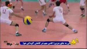 ایران ۲ - روسیه ۳ - ست۲ در لیگ جهانی
