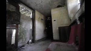 دوربین مخفی در خانه متروکه ترسناک