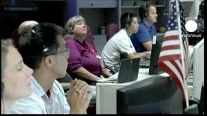 ارسال اولین پیام صوتی از مریخ به زمین.