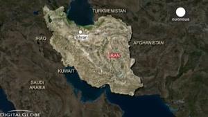 سقوط یک فروندهواپیمای مسافربری غرب تهران