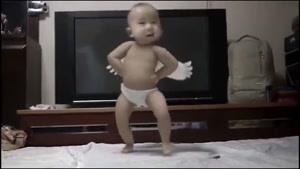 رقص بچه ها با اهنگ گنگم استایل