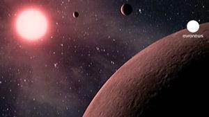 کشف سه سیاره کوچک، خارج از منظومه شمسی
