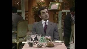فیلم کمدی مستربین - رستوران