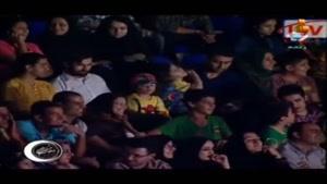 خاطره خنده دار اکبر عبدی در برنامه زنده
