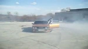 دونات با BMW