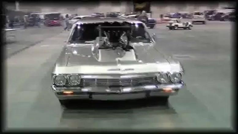 نمایشگاه خودرو های آمریکایی