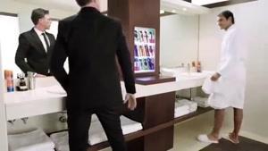 لیونل مسی در تبلیغ ژیلت