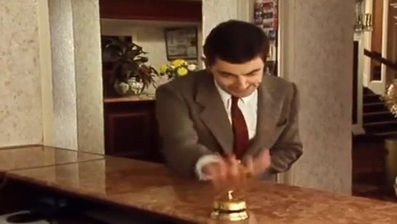 فیلم کمدی مستربین - هتل