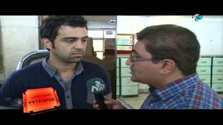 دستگیری باند سارقان قطعات خودرو