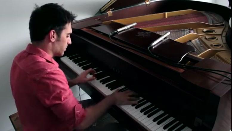 اهنگ زیبا و شنیدنی با پیانو