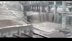 آب گرفتگی مترو تهران