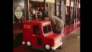فیلم کمدی مستر بین - ترن هوایی