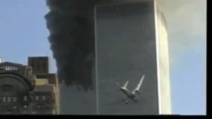 رفتن هواپیما تو ساختمان - ۱۱ سبتامبر