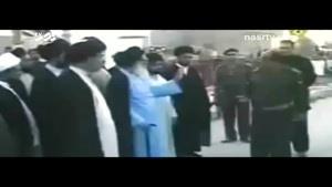 پاسخ كوبنده آيت الله صدر به افسر بعثي