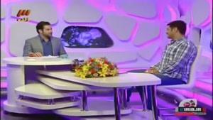 سام درخشانی وشایعه ازدواج با نرگس محمدی