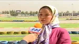 گزارشی از لاله صديق دختر سرعت ایران
