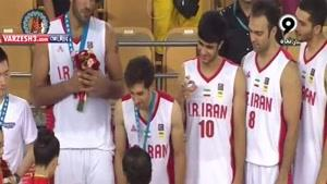 قهرمانی بسکتبال کاپ آسیا
